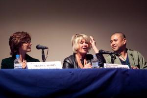 Panel member Margaret Pomeranz